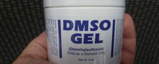 DMSO: solución milagrosa y un antídoto para el envenenamiento por radiación