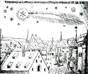 Cometa de 1681.